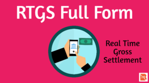 rtgs full form